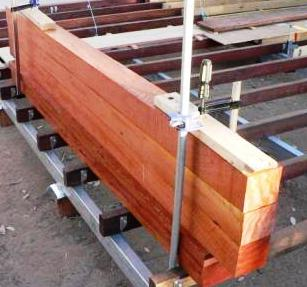 RIVER RED GUM LUMBER